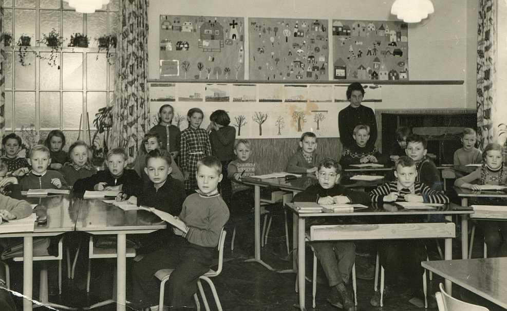 Grundschule 1958