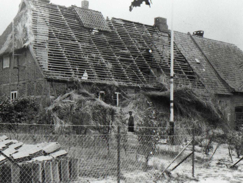 Schulhaus ca. 1936